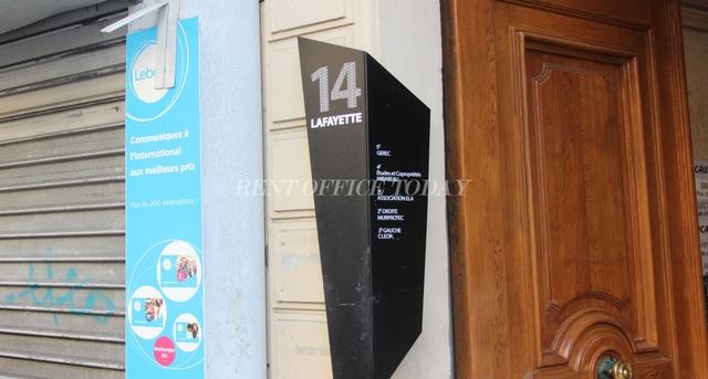 location de bureau 14 rue la fayette-1