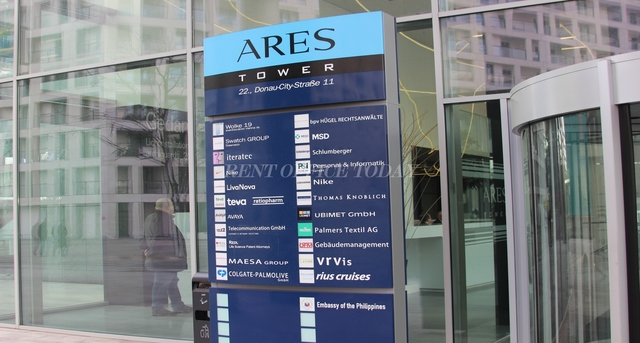 office rent ares tower-6