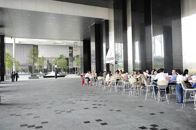 location de bureau asia square-3