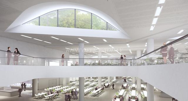 Büros zu mieten austria campus-11
