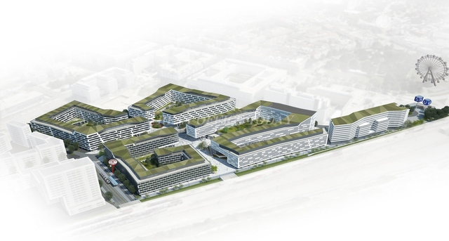 Büros zu mieten austria campus-4