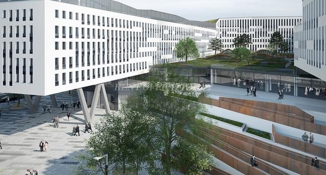 Büros zu mieten austria campus-9