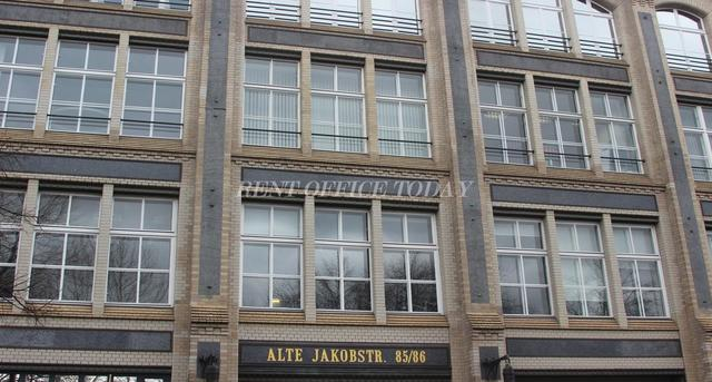 office rent alte jakobstraße 85-86-10