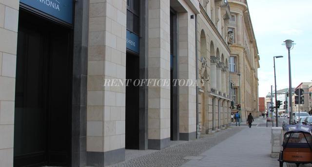office rent behrenstraße 18-3
