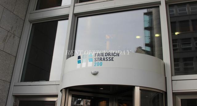 office rent friedrichstraße 200-6
