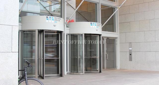 office rent friedrichstraße 200-7