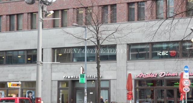 office rent potsdamer platz 1-2