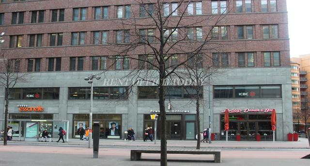 office rent potsdamer platz 1-3
