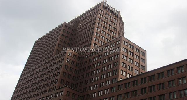 office rent potsdamer platz 1-4