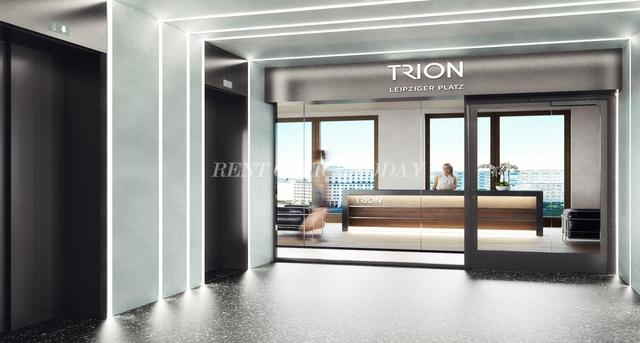 office rent trion-5