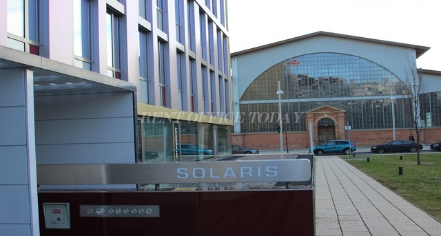 office rent solaris-10