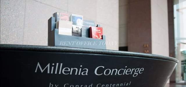 бизнес центр centennial tower-1