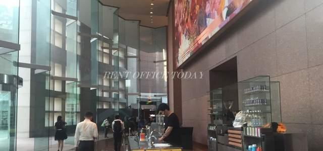 бизнес центр centennial tower-2