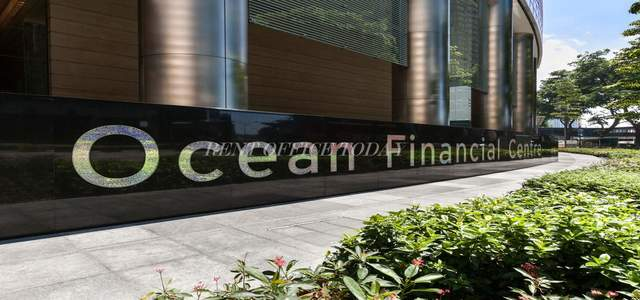 location de bureau ocean financial centre-1