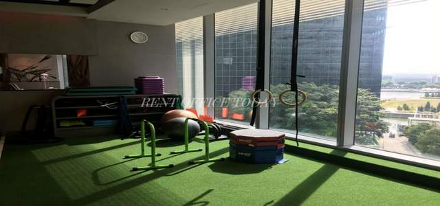 location de bureau ocean financial centre-4