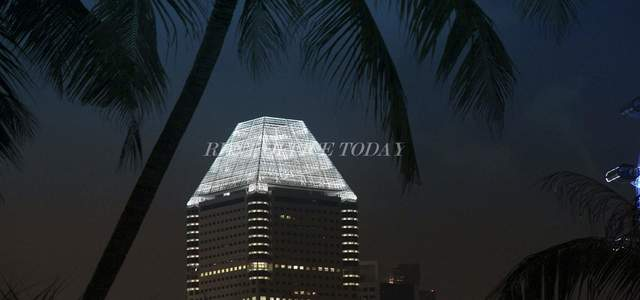 office rent millenia tower-3