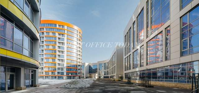 office rent poklonka place-14