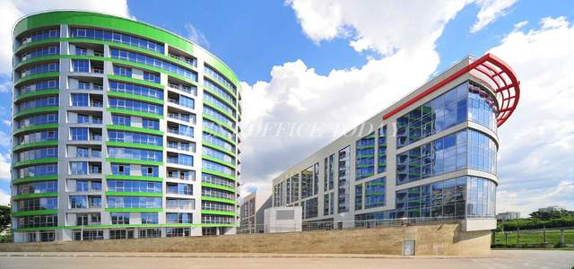 office rent poklonka place-4