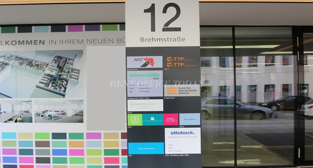 Büros zu mieten brehmstraße 12-19