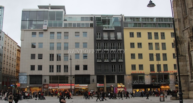 office rent goldschmiedgasse 2-1