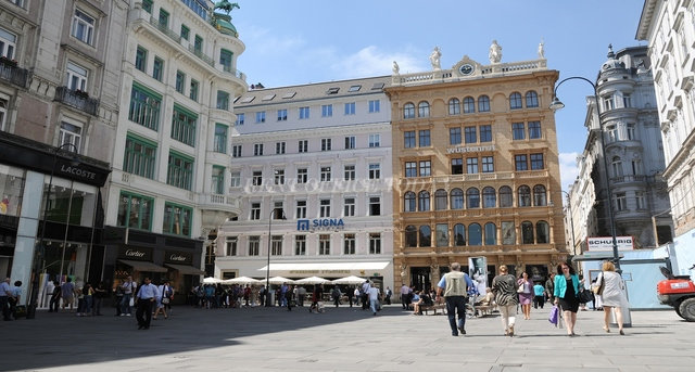office rent graben 19-1