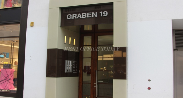 office rent graben 19-15