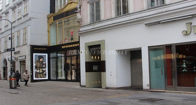 office rent graben 19-16
