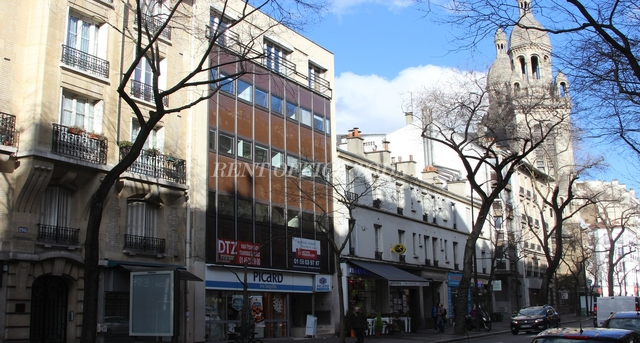 office rent 194 rue de tolbiac-1