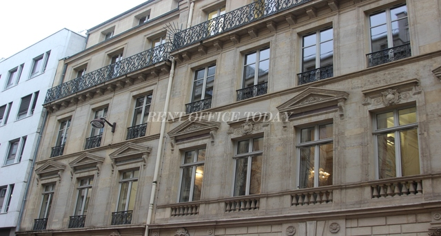 office rent 29 rue de bassano-7
