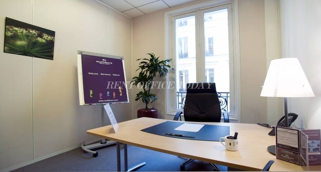 office rent multiburo, 13-15 rue taitbout-3