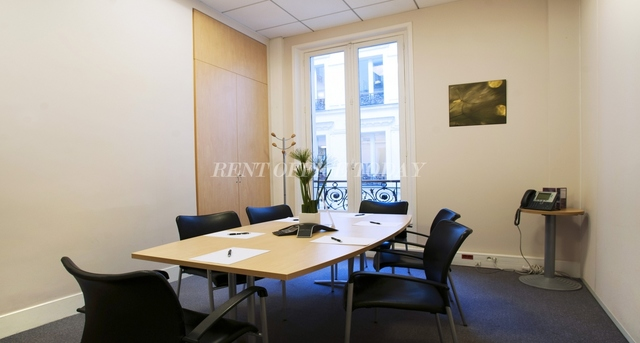 office rent multiburo, 13-15 rue taitbout-7