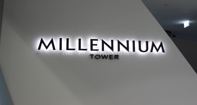 office rent millenium tower-17