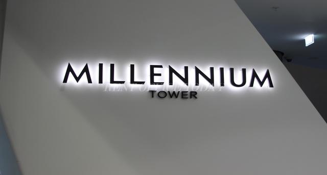 office rent millenium tower-17