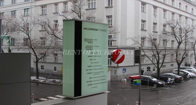 office rent millenium tower-25