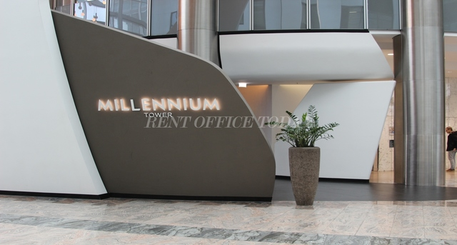 office rent millenium tower-8