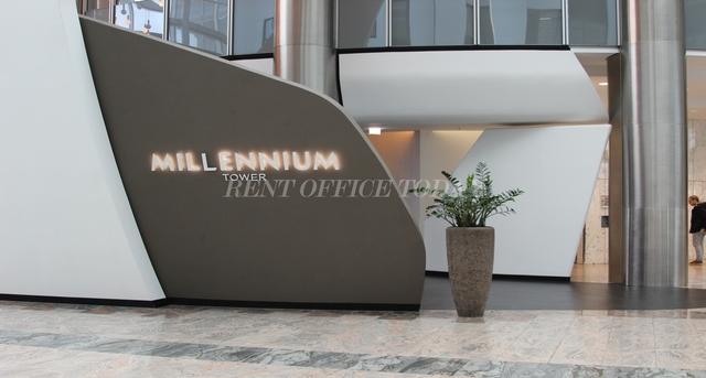 office rent millenium tower-8