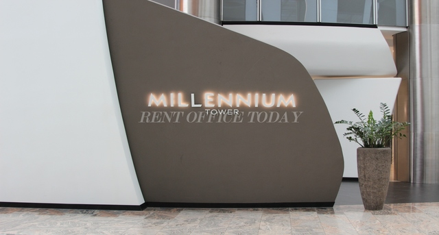 office rent millenium tower-10