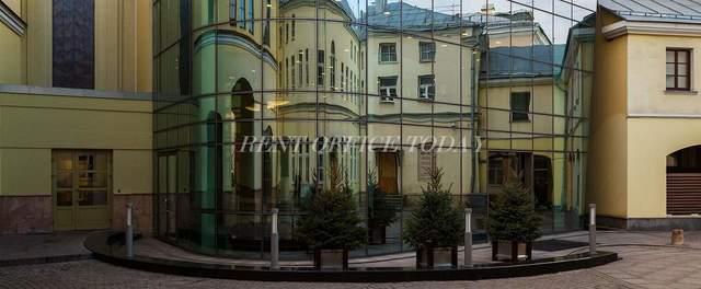 бизнес центр романов двор-3