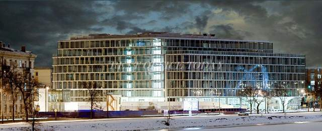 бизнес центр тринити плейс-3