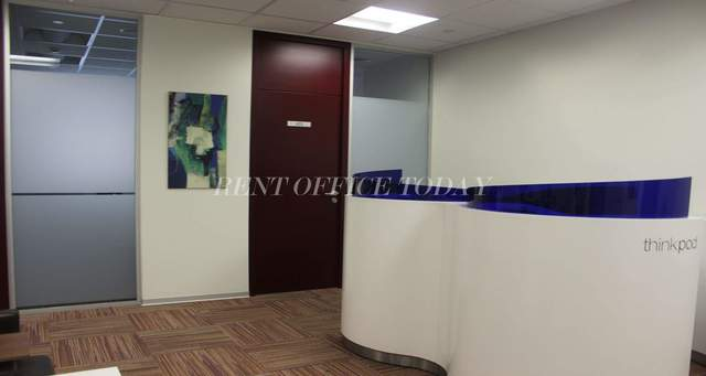办公室租金 serviced offices in sadovaya plaza-9
