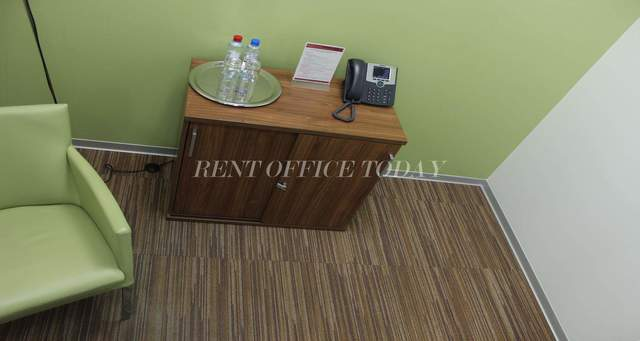 办公室租金 serviced offices in sadovaya plaza-10