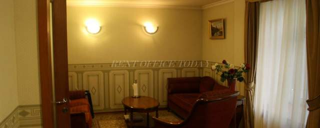 office rent 2 borodinskaya 20-10