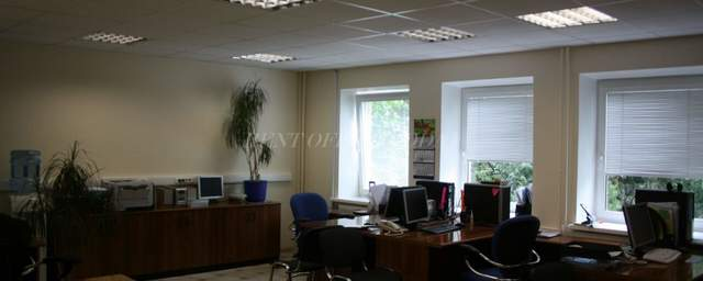 office rent 2 borodinskaya 20-3