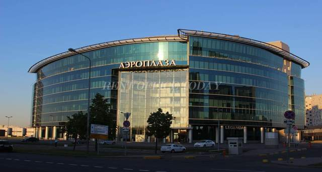 office rent аэроплаза-31