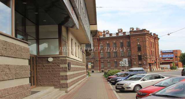 office rent балтика-9