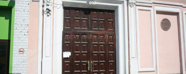 مكتب للايجار baumanskaya 33-12