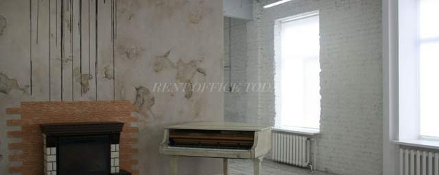 office rent bergkovskaya 20-15