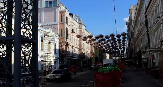 Бизнес центр Большая Дмитровка 32с1-1