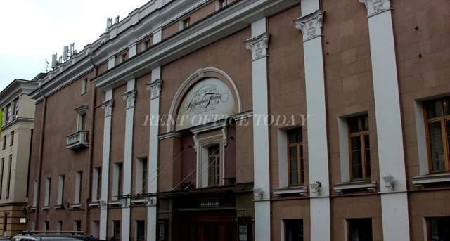 Бизнес центр Большая Дмитровка 32с1-12
