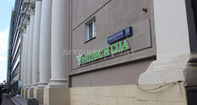 office rent большая татарская 35 с7,9-1